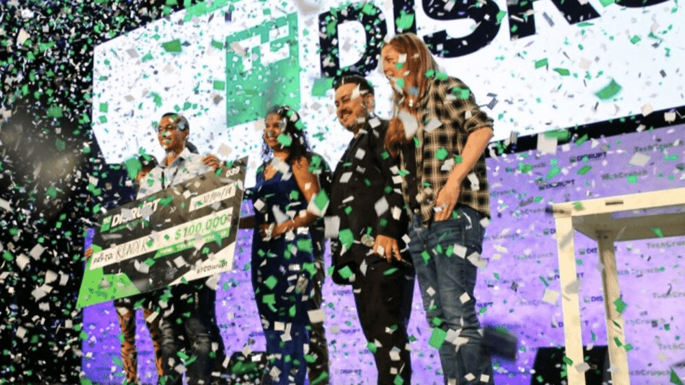 TechCrunch Disrupt 2019 kazananı