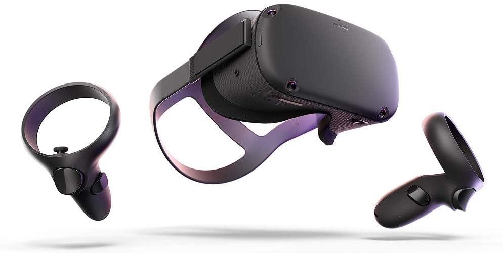 Facebook'un Oculus Quest Tasarımı