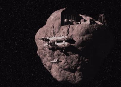 teknolojinin geleceği asteroit madenciliği