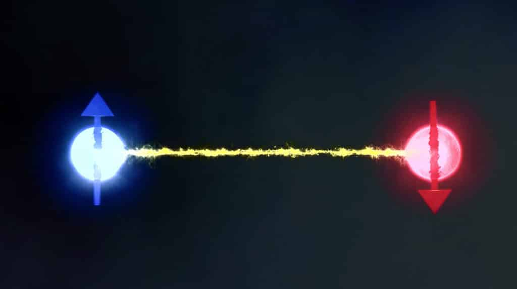 kuantum dolanıklığı