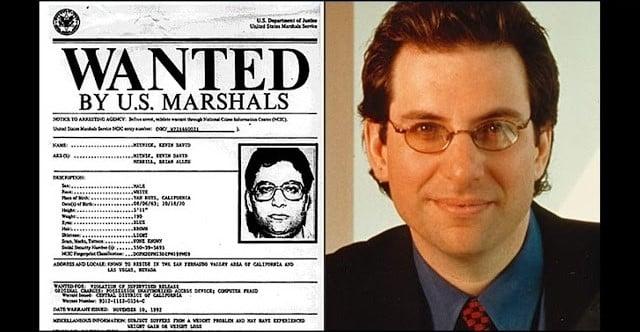 Kevin Mitnick aranıyor.