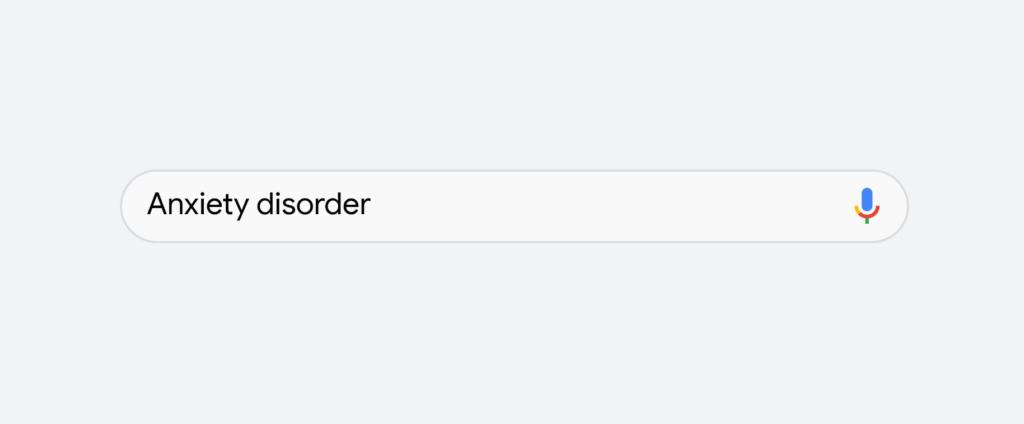 Google Arama'da kaygıyla alakalı aramalar