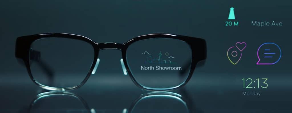 North Focals akıllı gözlük