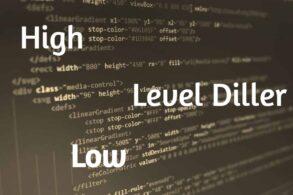 High Level ve Low Level Programlama Dilleri Nedir?
