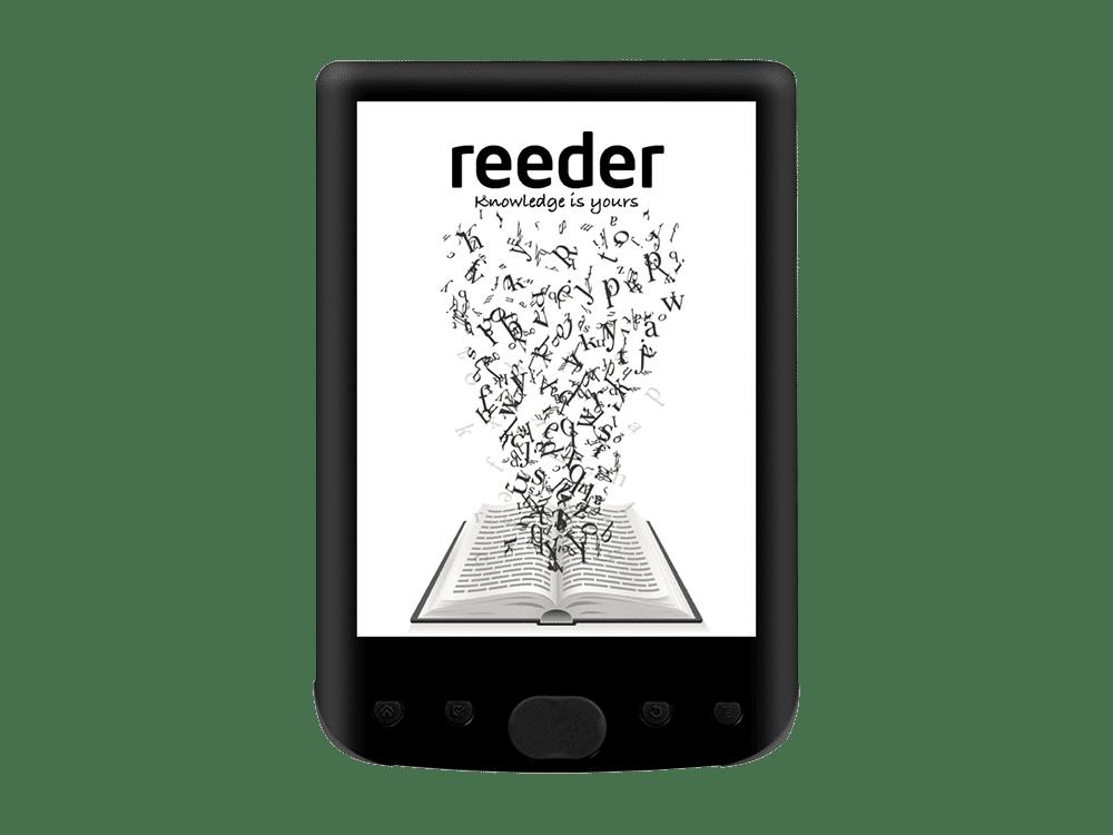 reeder e kitap okuyucu