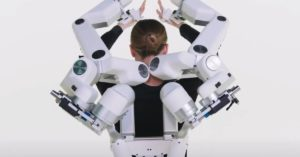 Rehabilitasyon Robotları