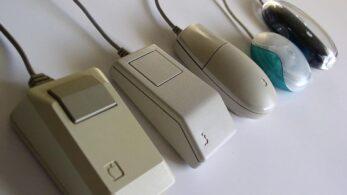 Geçmişten Günümüze Bilgisayar Fareleri