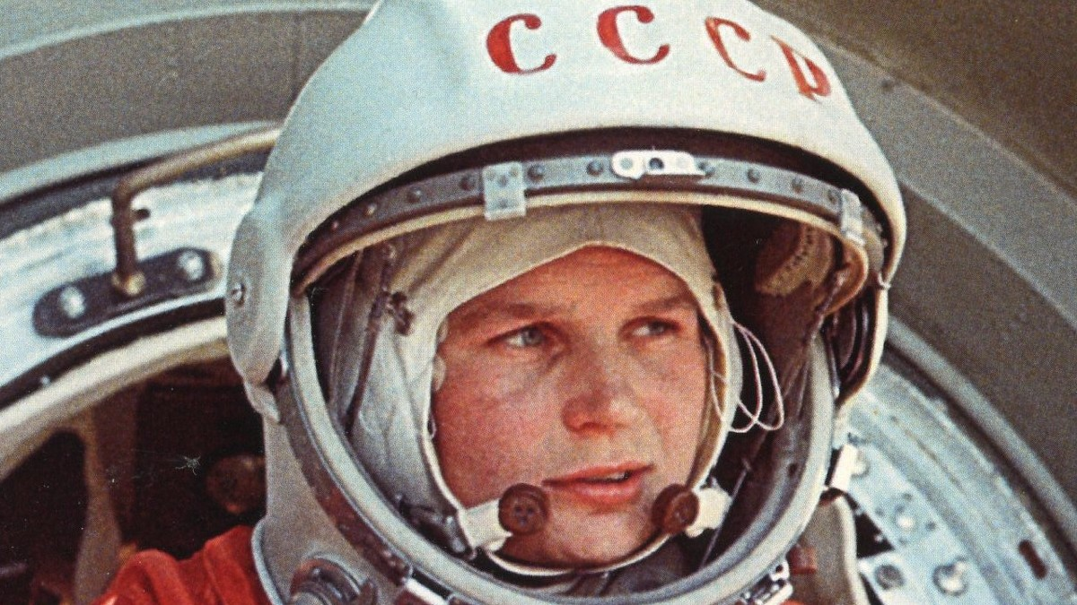 Valentina Tereshkova Kimdir?