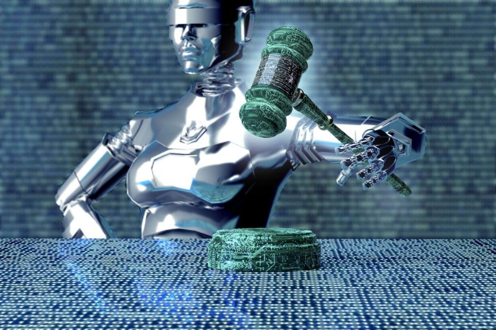 Hukuk alanında yapay zeka kişi statüsünde olursa