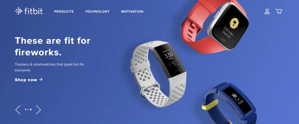 Fitbit akıllı saatleri