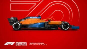 F1 2020 Oyunu Steam Üzerinden Görücüye Çıktı