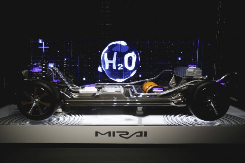 Yakıt hücresi teknolojisiyle arabalar hidrojenle çalışabilecek