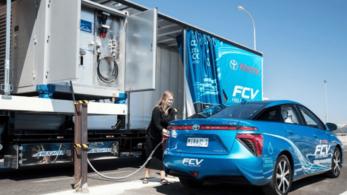 Yakıt Hücresi Teknolojisi ve Hidrojenle Çalışan Motorlar