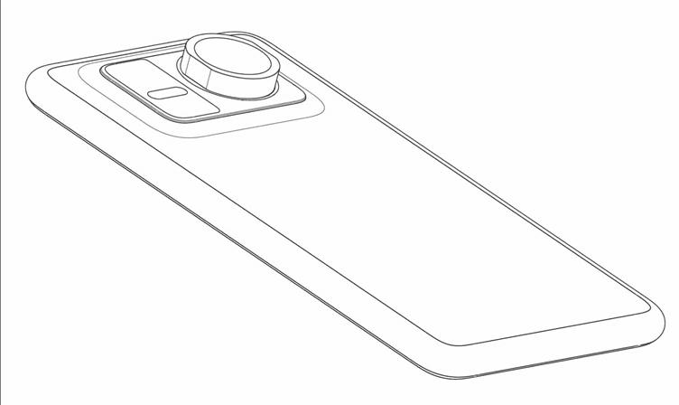 Huawei ve yeni kamera patenti görseli