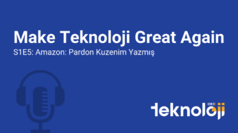 M.T.G.A. Podcast S1E5: Amazon: Pardon Kuzenim Yazmış