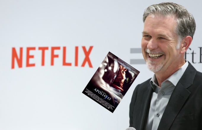 reed hastings ve ünlü film