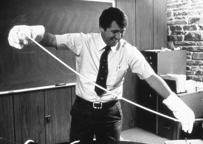 Gore-tex teknolojisi Bob Gore.