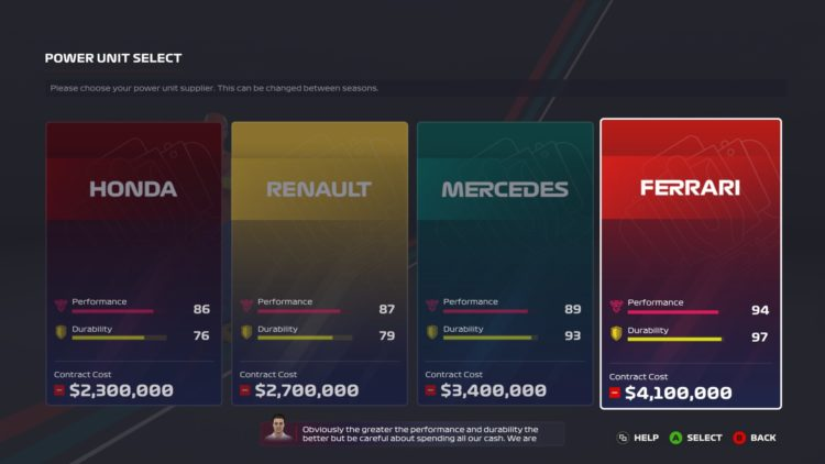 f1 2020 oyunu anlaşmalı markalar