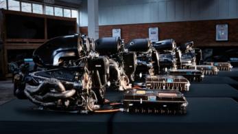 ERS Teknolojisi İle Güçlenen F1 Motorları