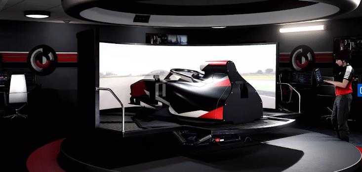 F1 2020 codemasters görüntüsü