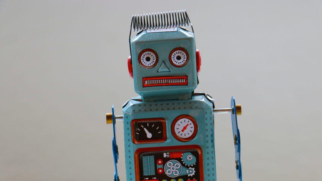 facebook bot kullanarak kötü davranışları tespit edecek. robot resmi.