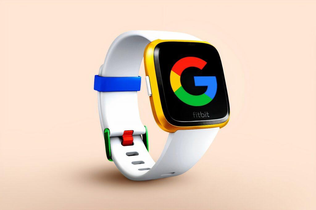 google satın alımıyla Fitbit akıllı saat sembol