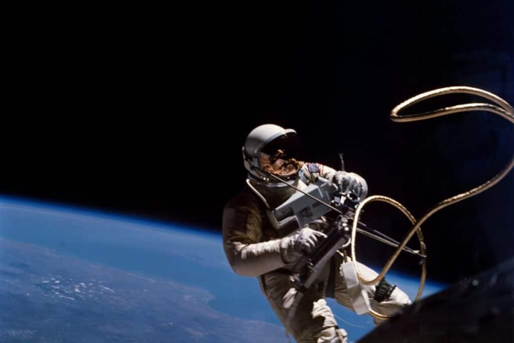 Cape Canaveral Hava Üssü çalışmalarından Gemini