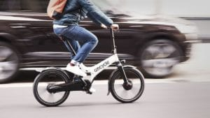 Gocycle GX Elektrikli Bisiklet