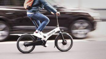 Gocycle GX Elektrikli Bisiklet 10 Saniyede Katlanıyor!