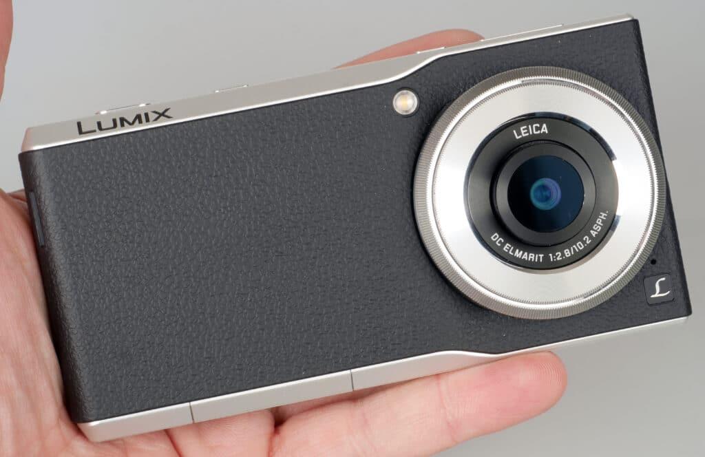 Huawei'nin kamera patenti panasonic lumix'e de benziyor.