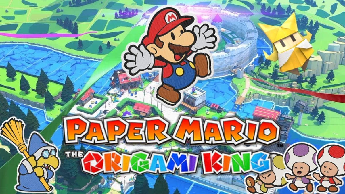 kağıt-mario-origami-kralı