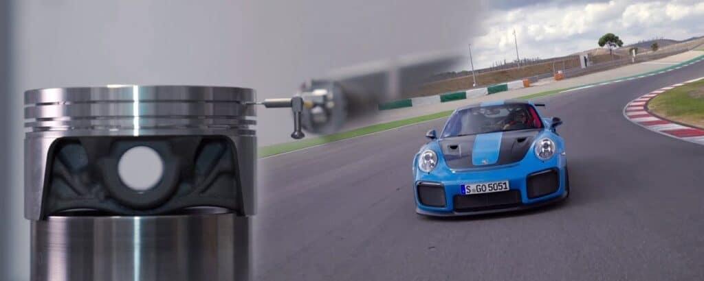 Mahle ve Porsche 3D yazıcıdan piston ürettiler