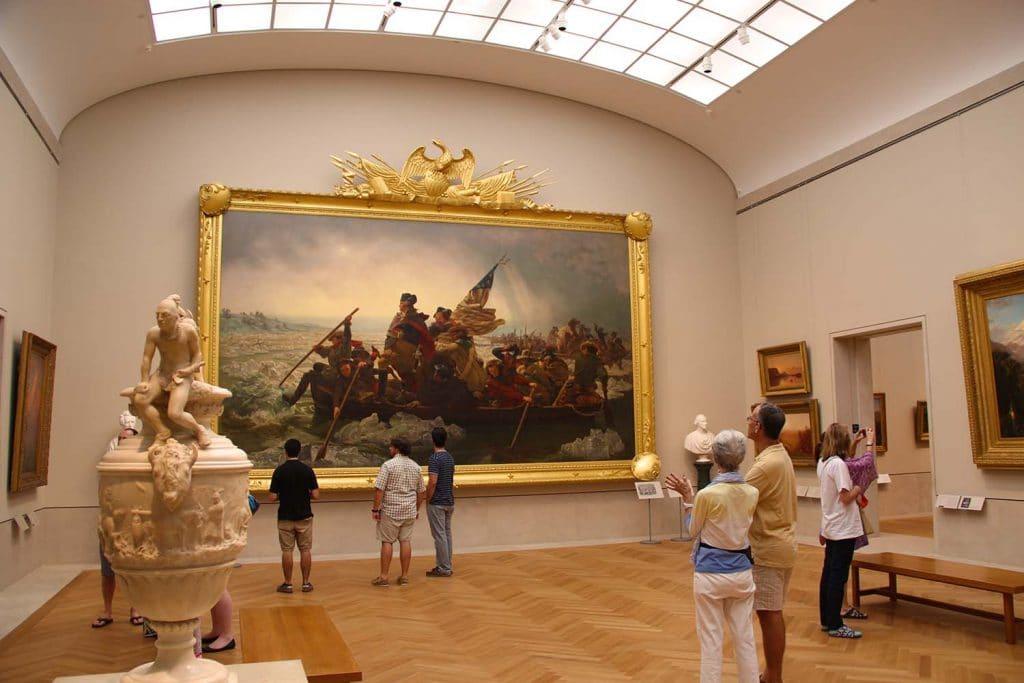 metropolitan sanat müzesinin sanal müze görseli