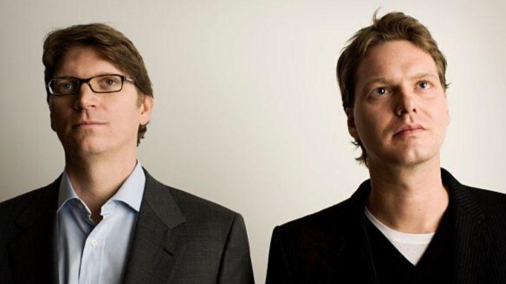 Niklas Zennström ve Janus Friis