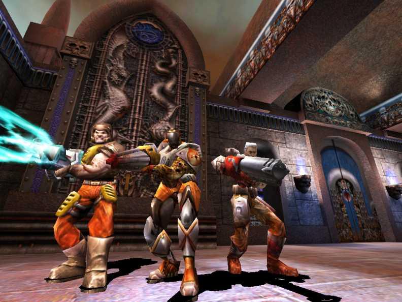 FPS oyunları olarak sizlere Quake 3 arenayı da önerebiliriz.