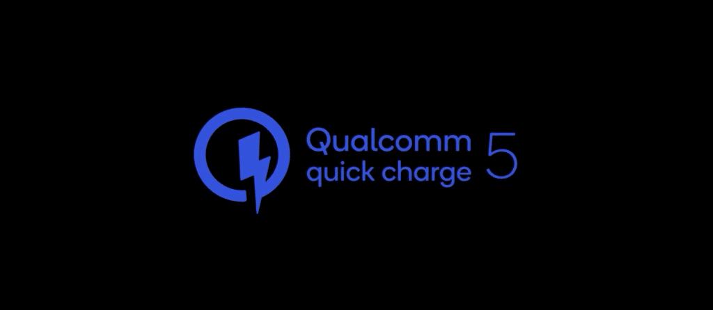 Quick Charge 5 tanıtım logosu