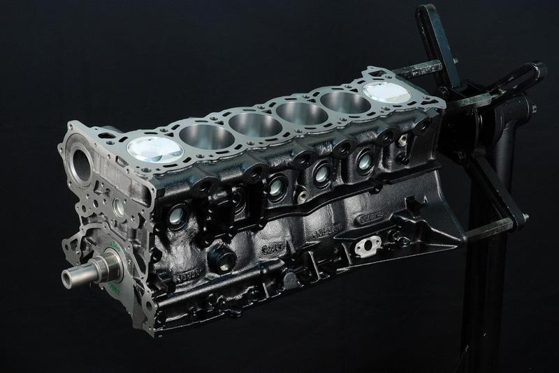 sıralı motorlar. porsche 3D piston türleri