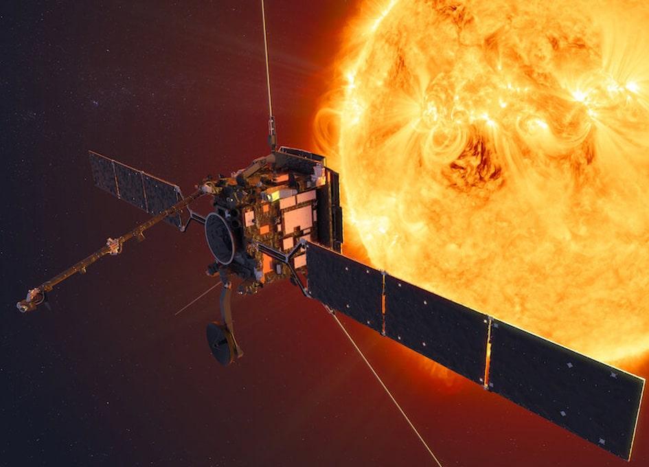 güneş ve solar orbiter