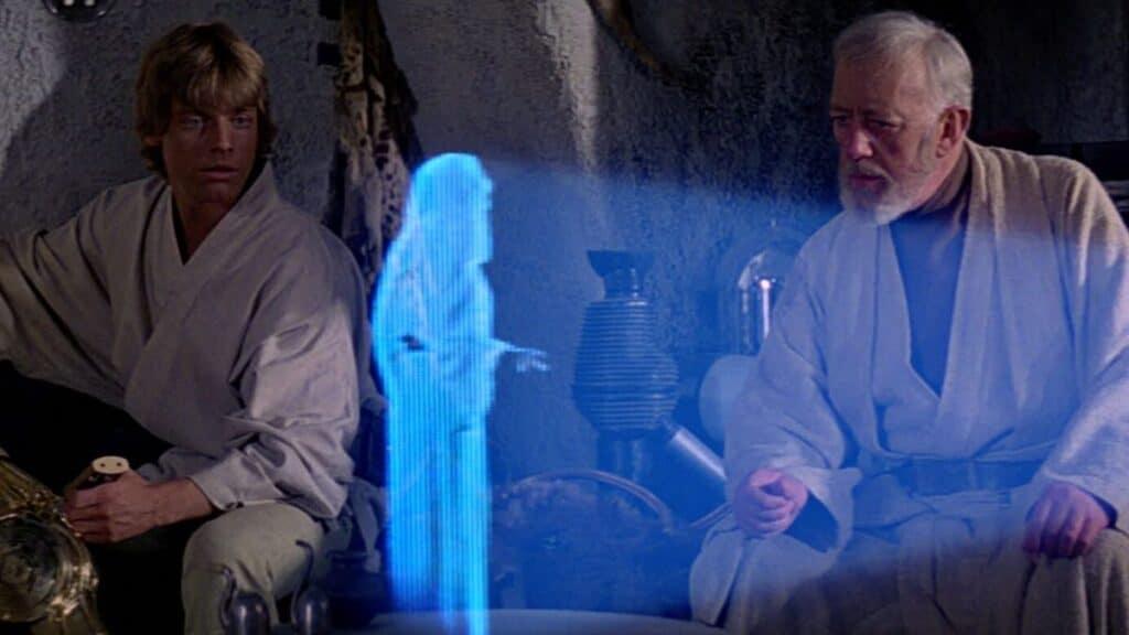 star wars sahnesinden bilim kurgu evreni ve teknoloji