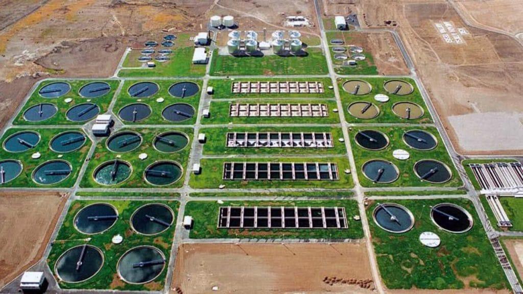 su arıtım akıllı sistem sayesinde tasarruf sağlanır