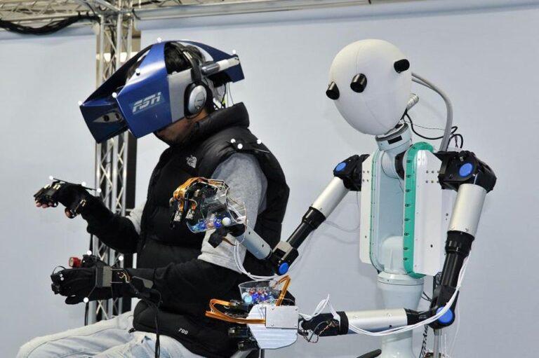 Vr-ile-yönetilen-robot