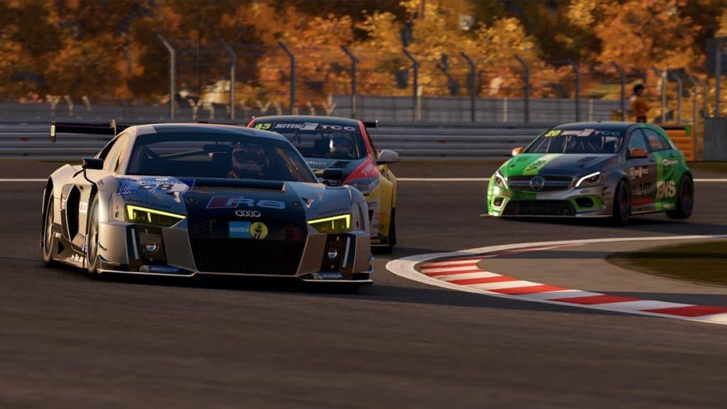 yarış oyunu simülasyonu, project cars oyunu