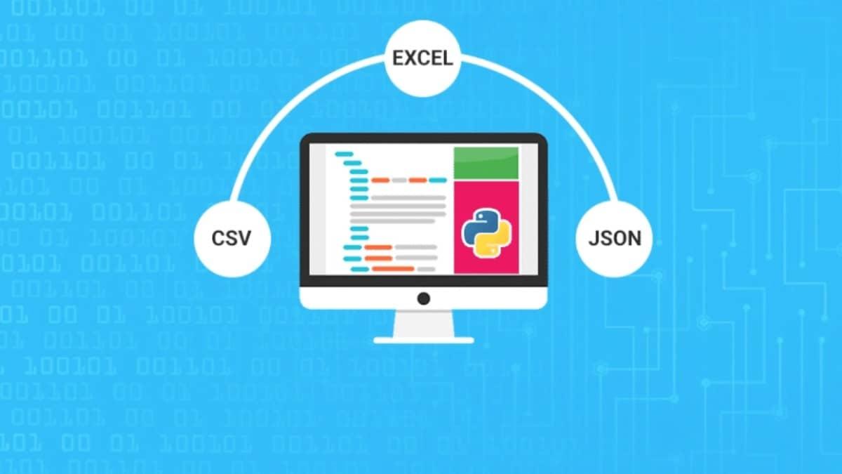 Python ile yaygın dosya biçimleri
