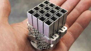3D metal baskı