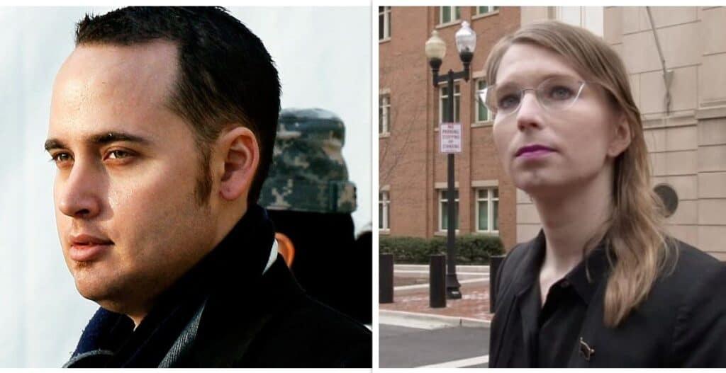 Adrian Lamo ve Chelsea Manning