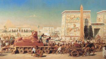 Eski Mısır'da Teknoloji ve Mühendislik
