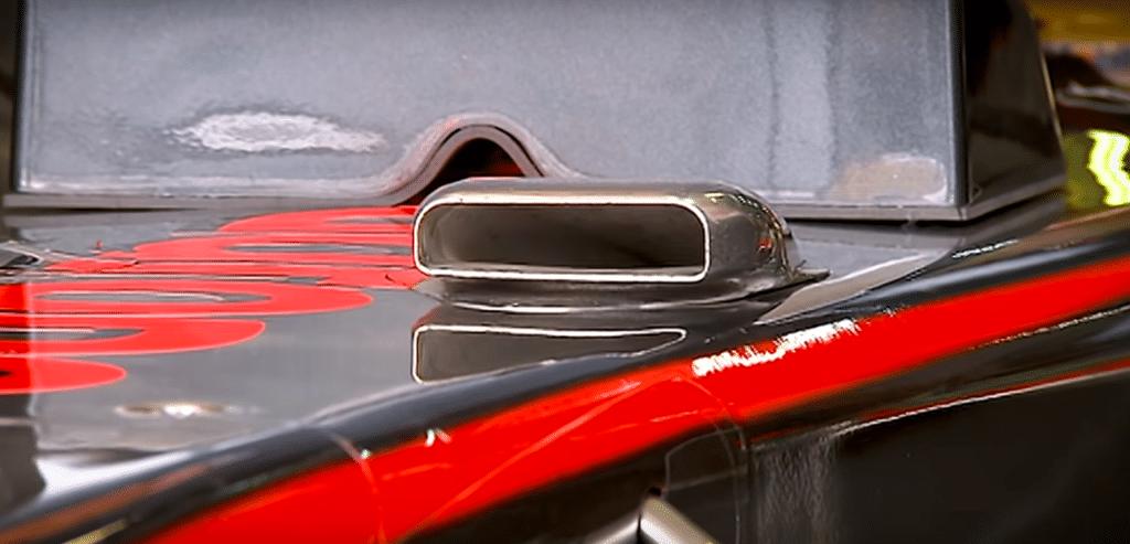 Formula 1'in Yasaklanan Teknolojileri. F tüneli