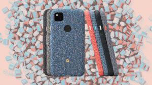 Google'dan Su Şisesinden Üretilen Yeni Telefon Kabı