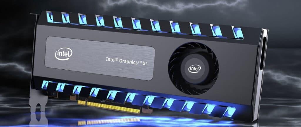Intel Xe HPG grafik kartı