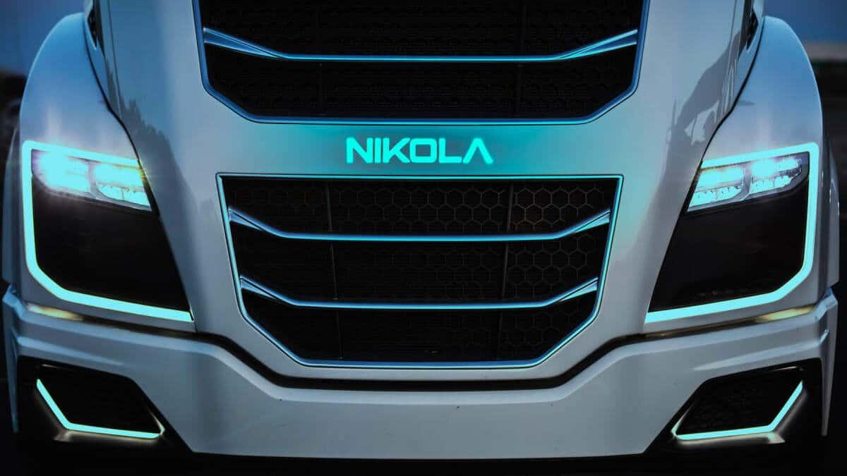 Nikola Çöp kamyonu